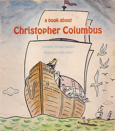 A Book about Christopher Columbus