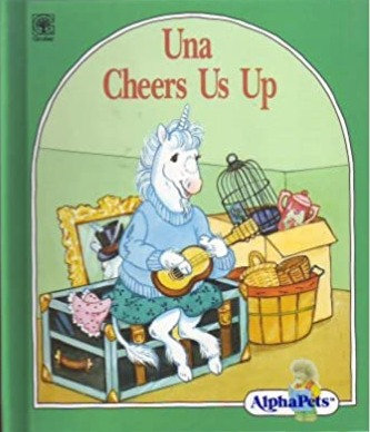 Una Cheers Us Up (AlphaPets)