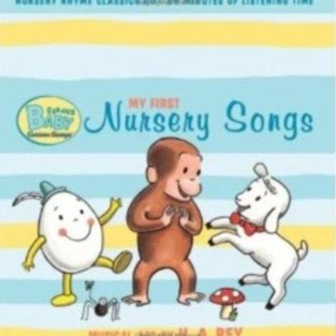 Curious Baby: My First Nursery Songs