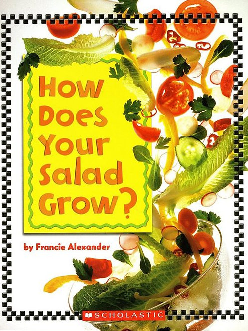 How Does Your Salad Grow?