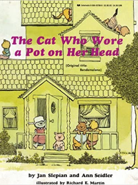 The Cat Who Wore a Pot on Her Head