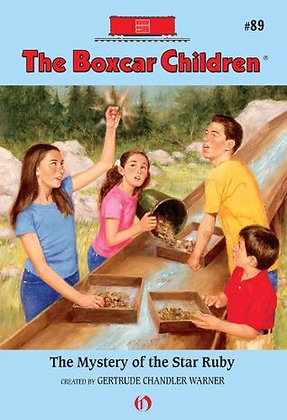 The Boxcar Children: The Mystery of the Star Ruby