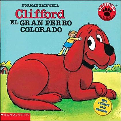 Clifford El Gran Perro Colorado