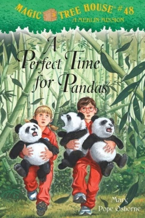 Magic Tree House: A Perfect Time for Pandas