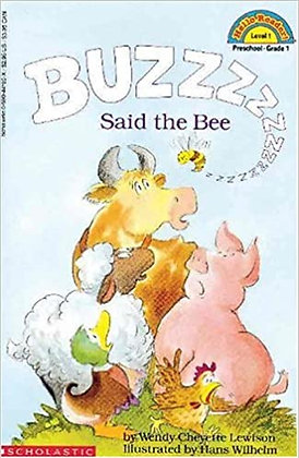 Buzz Said the Bee