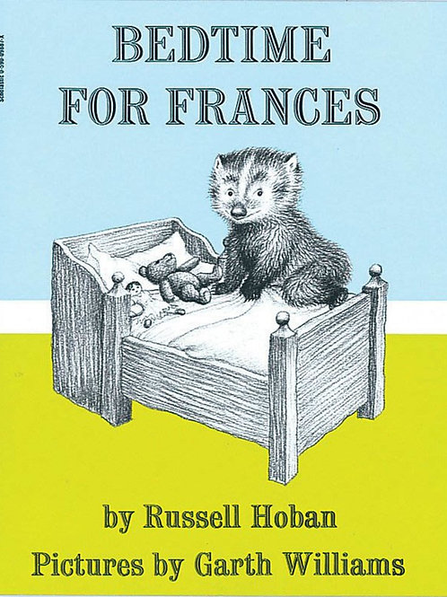 Bedtime for Frances - Book and Record