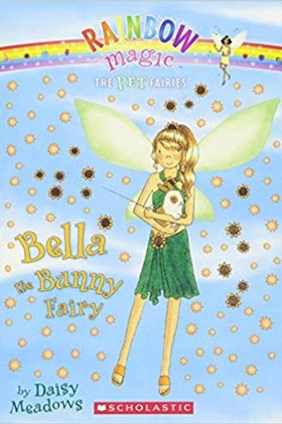 Bella the Bunny Fairy