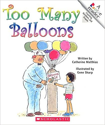 Too Many Balloons
