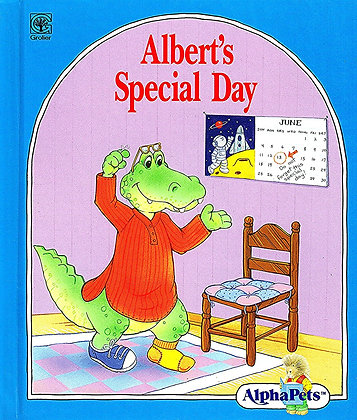 Albert's Special Day (AlphaPets)