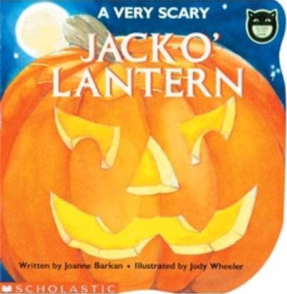 A Very Scary Jack-O-Lantern