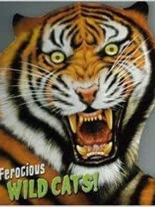Ferocious Wild Cats!