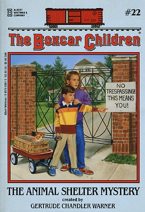 The Boxcar Children: The Animal Shelter Mystery