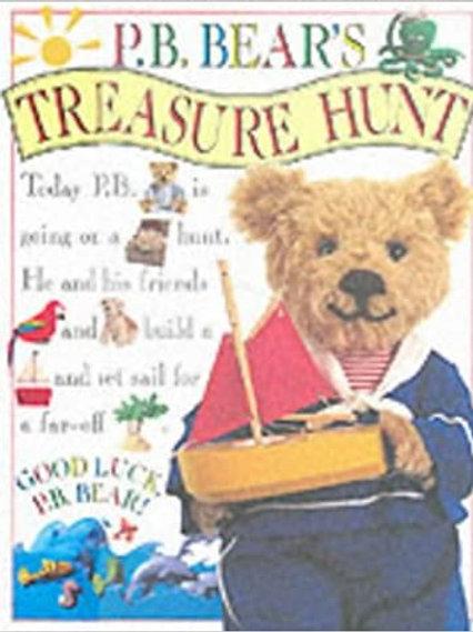 PB Bear's Treasure Hunt