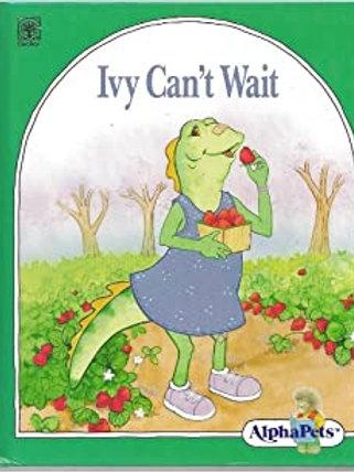 Ivy Can't Wait (AlphaPets)