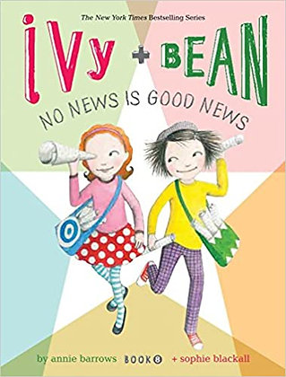 Ivy and Bean: No News Is Good News