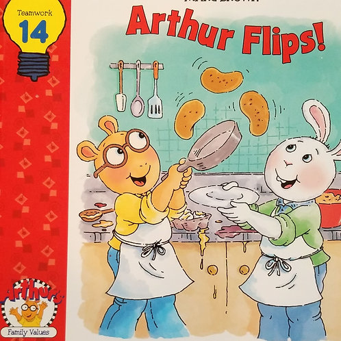 Arthur Flips!