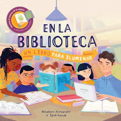 Un Libro Para Iluminar: En la Biblioteca