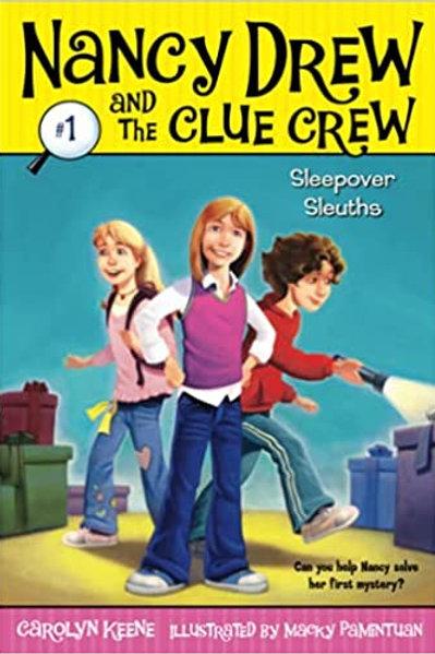 Nancy Drew and the Clue Crew: Sleepover Sleuths