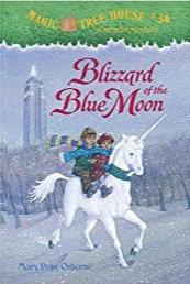Magic Tree House: Blizzard of the Blue Moon