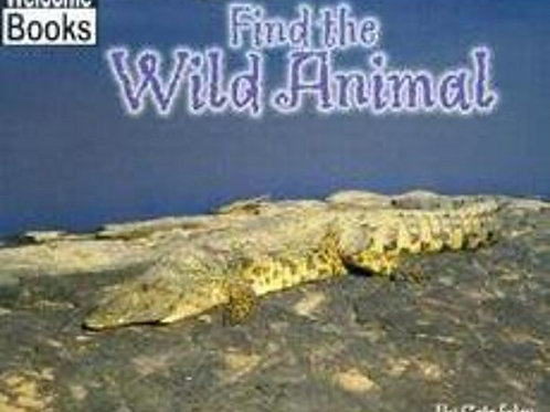 Find the Wild Animal