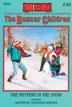 The Boxcar Children: The Mystery in the Snow
