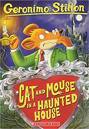 Cat & Mouse in a Haunted House