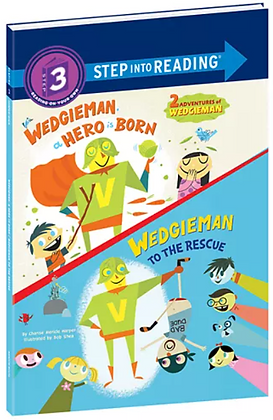 Wedgieman: A Hero is Born/Wedgieman to the Rescue
