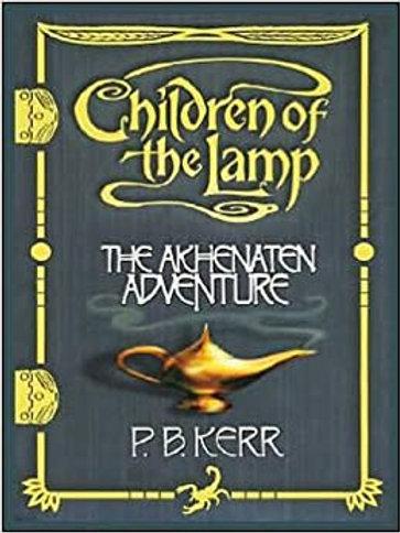 Children of the Lamp: The Akhenaten Adventure
