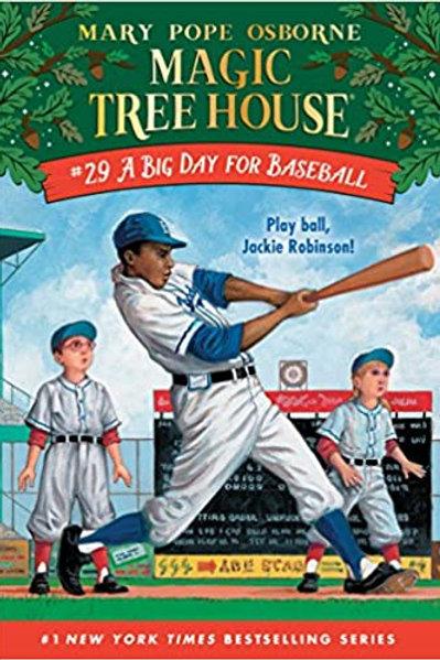 Magic Tree House: A Big Day for Baseball