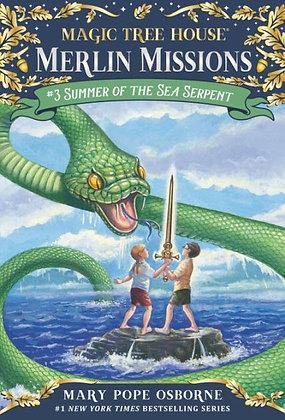 Magic Tree House: Summer of the Sea Serpent