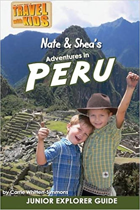 Nate & Shea's Adventures in Peru