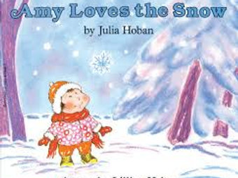 Amy Loves the Snow