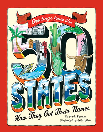 Greetings from the 50 States