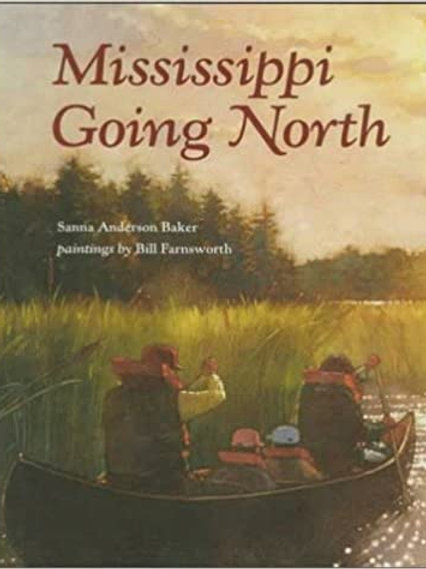 Mississippi Going North