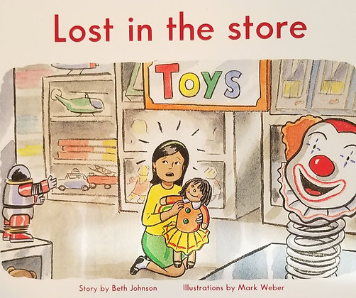 Lost in the Store