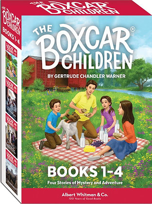 The Boxcar Children Gift Collection