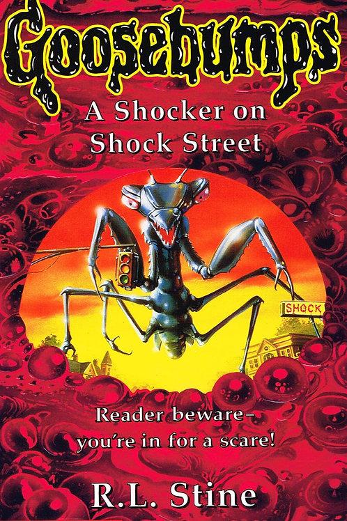Goosebumps: A Shocker on Shock Street