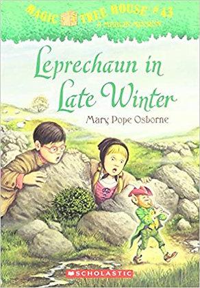 Magic Tree House: Leprechaun in Late Winter
