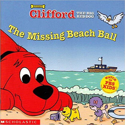 Clifford and the Missing Beach Ball