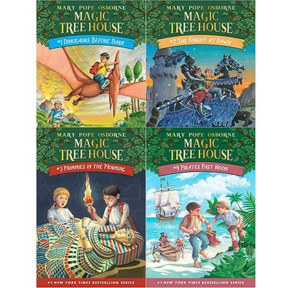 Magic Tree House Gift Collection