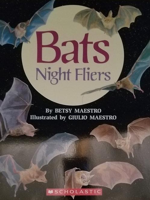 Bats Night Fliers