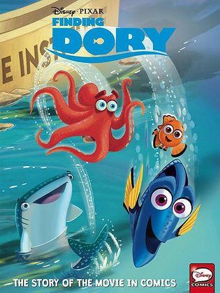 Finding Dory: Graphic Novel