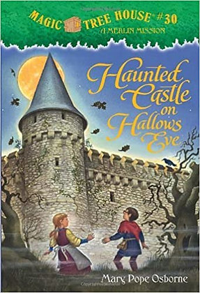 Magic Tree House: Haunted Castle on Hallow's Eve