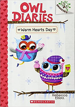 Owl Diaries: Warm Hearts Day