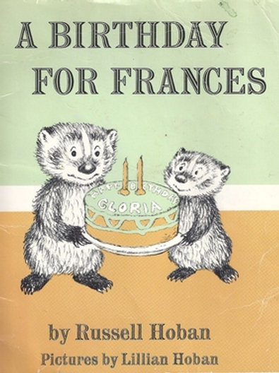 A Birthday for Frances - Book and Record