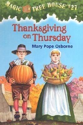 Magic Tree House: Thanksgiving on Thursday