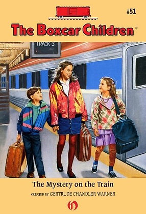 The Boxcar Children: The Mystery on the Train