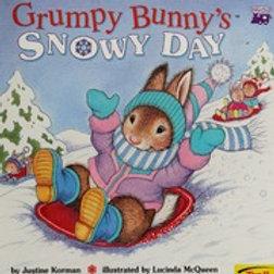 Grumpy Bunny's Snowy Day