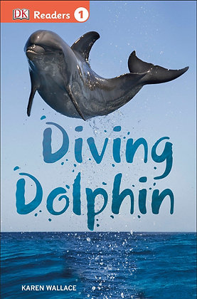 DK Readers: Diving Dolphin