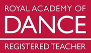Royal Academy of dance registered techer